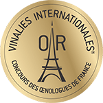 Vinalies Internationale França - 2020 - Ouro